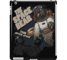 THE SPACE BEAR; from outer-space iPad Case/Skin