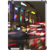 London Lights iPad Case/Skin
