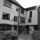 Crooked House, Tombland, Norwich by ChelseaBlue
