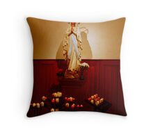 In Our Memories Throw Pillow
