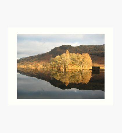 Loch Lomond Art Print