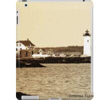Fort Constitution iPad Case/Skin
