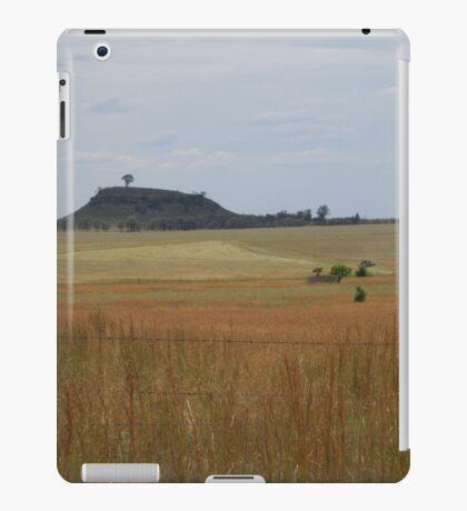 Alone on top iPad Case/Skin