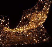 Golden Sleigh by kimbarose