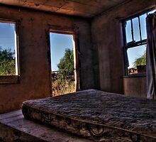 The Bedroom by Sue  Cullumber