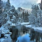 Yosemite # 6 (Half Dome) by SueAnne
