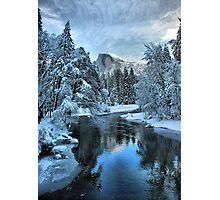 Yosemite # 6 (Half Dome) Photographic Print