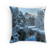 Yosemite # 6 (Half Dome) Throw Pillow