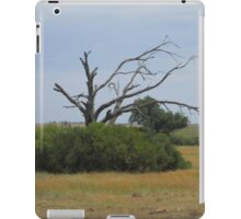 The old one is gone iPad Case/Skin