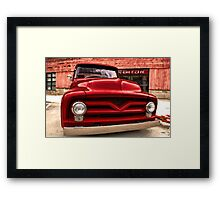 Gourmet Rod  Framed Print
