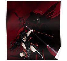 Akame Ga Kill CP2 Poster