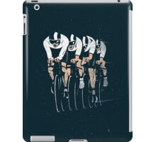 Cycling Team Pursuit iPad Case/Skin