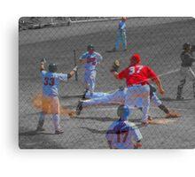 Baseball Fever Canvas Print