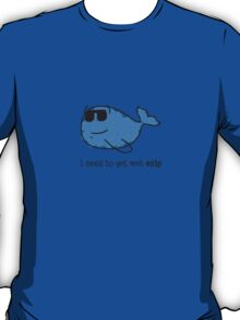 I NEED TO GET WET ESIP PARODY T-Shirt
