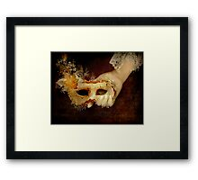 Think Of Me Framed Print