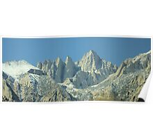 Mount Whitney Poster