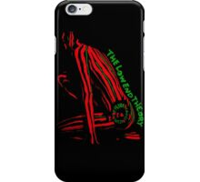 TRIBE CALLED QUEST ATCQ LOW AND THEORY iPhone Case/Skin