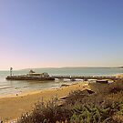 Bournemouth Beach & Pier by naturelover