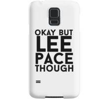 Lee Pace Samsung Galaxy Case/Skin