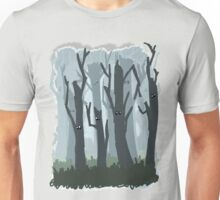 Forest Trees Unisex T-Shirt
