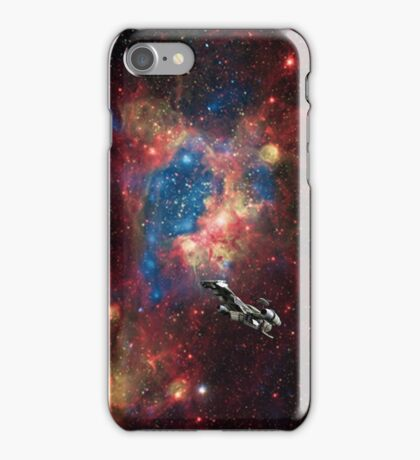 Serenity In Space iPhone Case/Skin