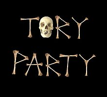 Anti Tory Party Logo by witchling