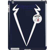 Come in Number 6 iPad Case/Skin