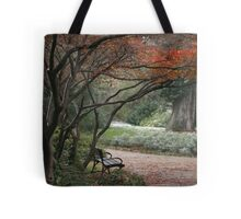 Touch of the Winter Tote Bag
