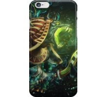 Anubis from Smite iPhone Case/Skin