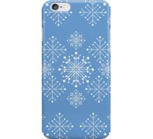 Snowflakes ornament iPhone Case/Skin