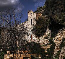 Lunzjata Valley Chapel, Gozo by Anthony Vella