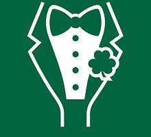 Irish Tuxedo St. Patrick's day Unisex T-Shirt