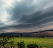 Destructive Squall Line #1 by Anthony Cornelius