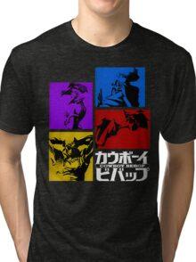 Space Cowboy Adventure Tri-blend T-Shirt