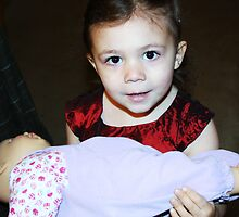 Zoie & Christmas Baby by Beauty and Character of Everyday People
