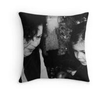 Great Gram & Zoie Throw Pillow