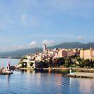 Bastia, Corsica by ANDREW BARKE
