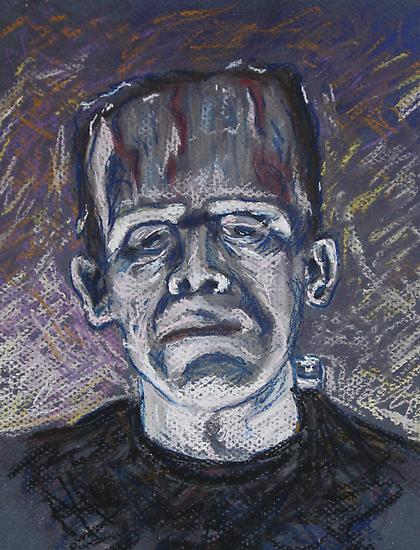 Frankenstein by Marilyn Brown