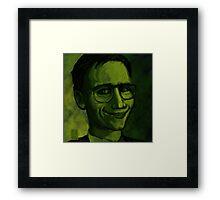 Ed Framed Print
