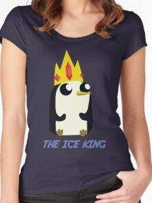 Ice king Women's Fitted Scoop T-Shirt