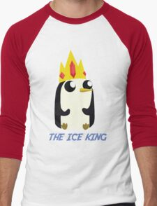Ice king Men's Baseball ¾ T-Shirt