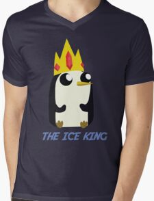 Ice king Mens V-Neck T-Shirt