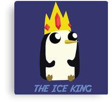 Ice king Canvas Print