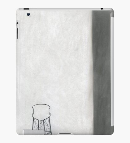 Greenpoint Water Tower and Sky iPad Case/Skin
