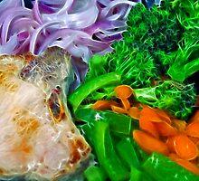 Healthy Eats by Bill Morgenstern