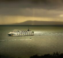 Morning Ferry by Craig Mitchell
