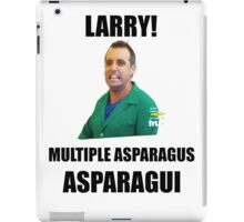 Impractical Jokers- Larry Shirt iPad Case/Skin