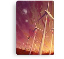 Winds Canvas Print