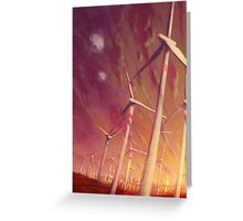 Winds Greeting Card