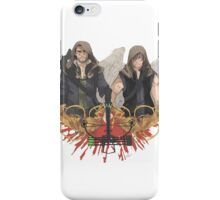 Blood Brothers iPhone Case/Skin